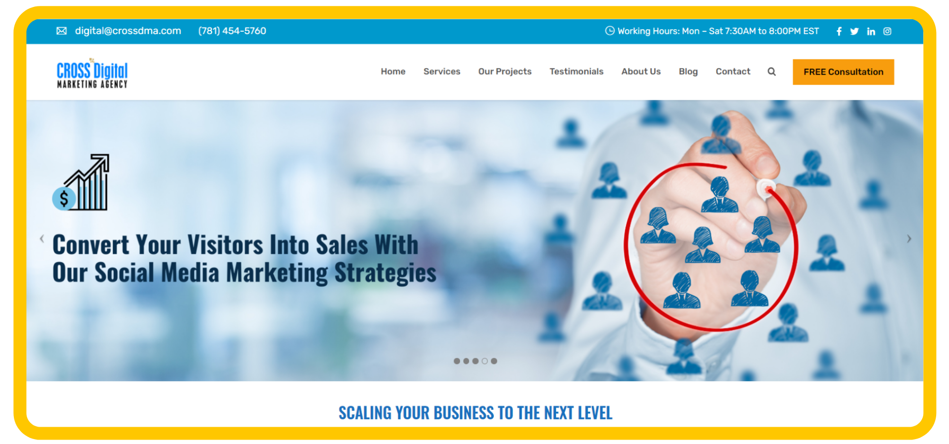 digital-marketing Services in Boston