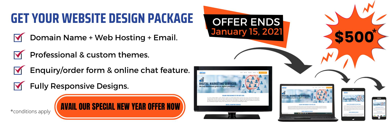 website design services in Boston