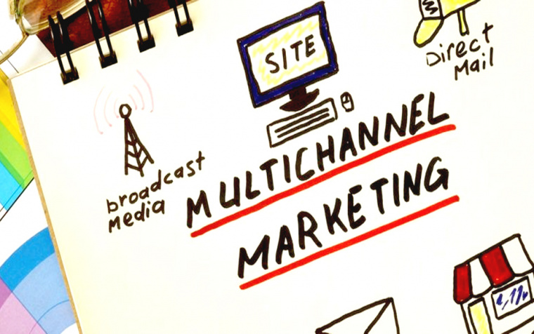 Why is multi-channel marketing strategy so important in today's environment?