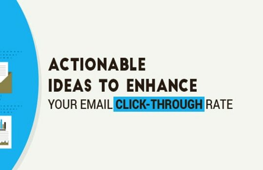 Enhance Email Click Through Rate