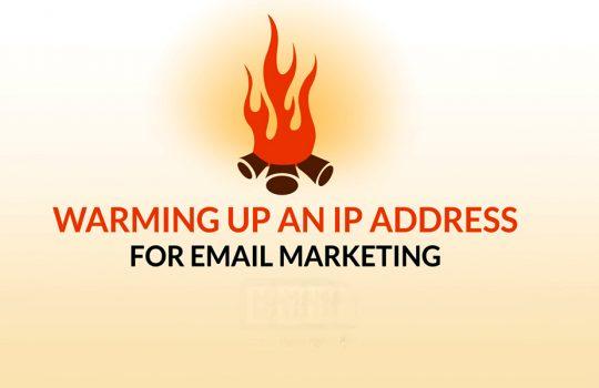warming up an IP Address