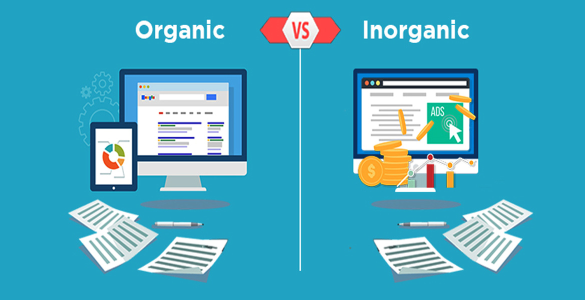 Benefits of Organic Marketing and how it boosts Business