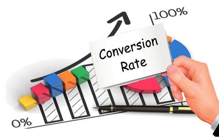 7 Top tips to improve your website's conversion rate